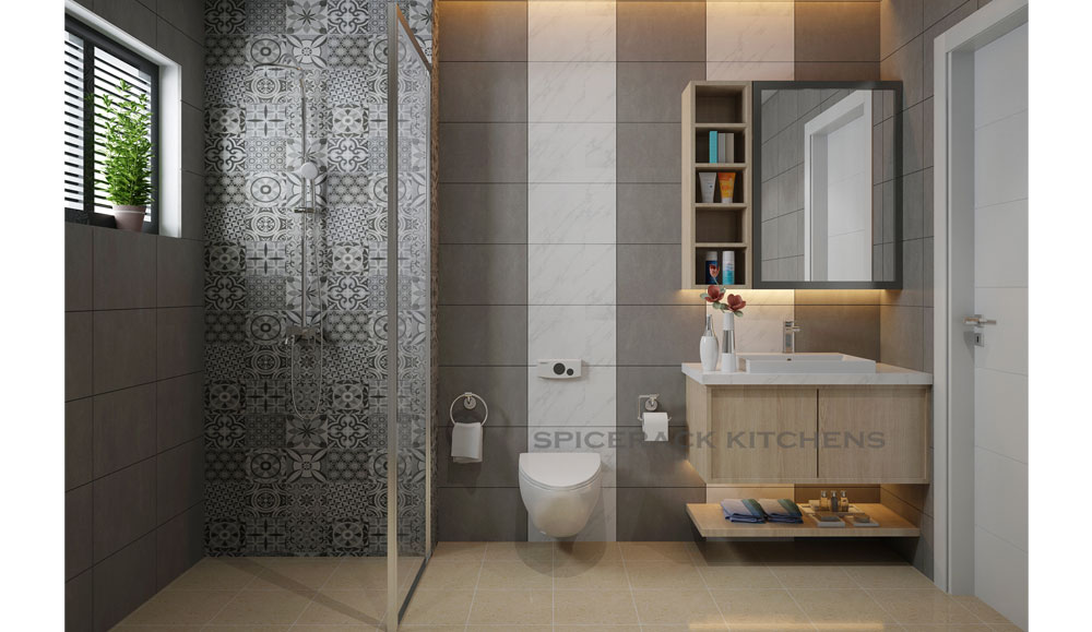 Bathroom With Toilet Attached